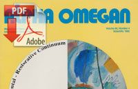 Alpha-Omega-Journal-1992 publication by Dr. Starr